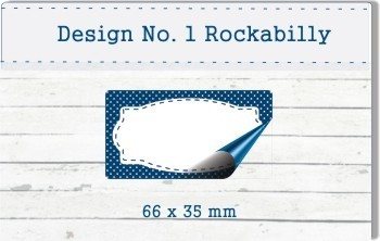 Design Rockabilly No.1